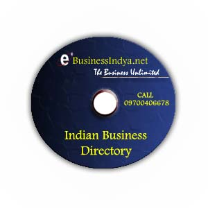 Indian Business Corporate Database CD