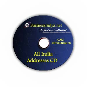 All India Addresses Directory CD