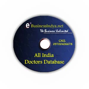 Indian Doctors Directory CD