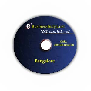 Bangalore Database CD