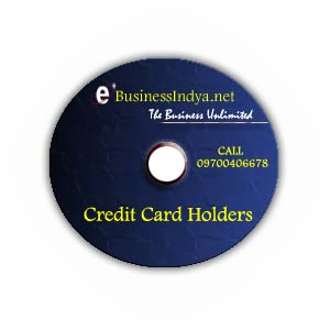 Credit Card Holders Directory CD